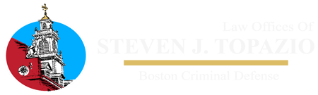 Boston Violent Crimes Charges - Attorney Steven Topazio